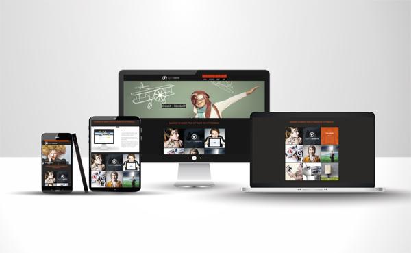 Nouveau site pour l'agence